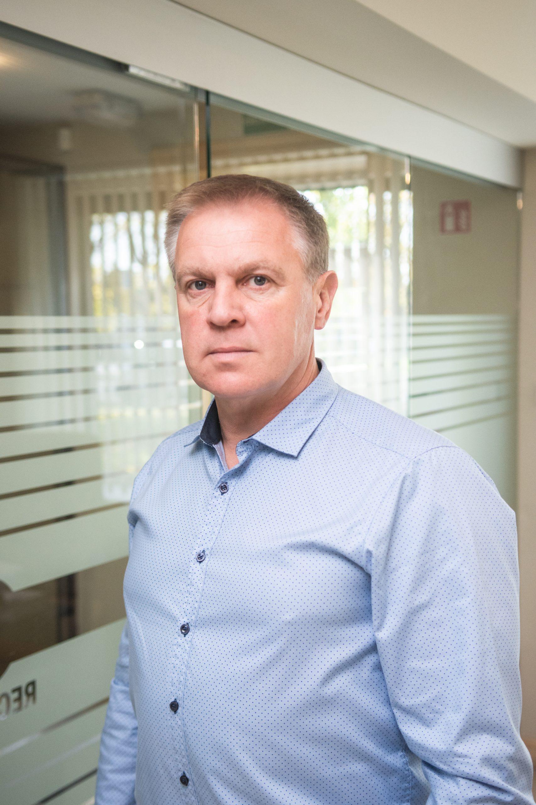 Rolandas Alekna Direktorius